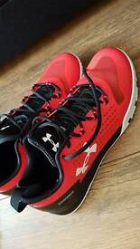 Brand new Under Armour trainers size 10