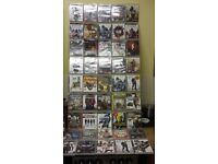 JOBLOT OF PS3 GAME'S £4.50 EACH OR £185 FOR ALL