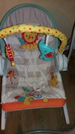 Fisher price swing 3 in 1