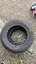 165/70/13 tyres - loads of tread left!