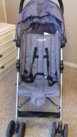 """Cuggle From Birt """"Hazel"""" Pushchair with free Universal Raincover"""