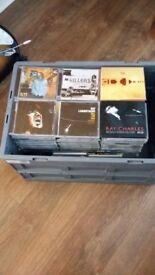 Around 200 CD's, £140 ono