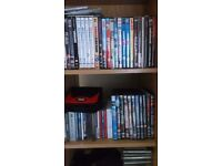 many DVD's in great condition