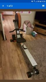 V-FiT Tornado rowing machine for parts or repair