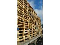Pallets wanted yards cleared