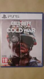 Call of Duty: Black Ops Cold War Playstation 5 PS5 Game
