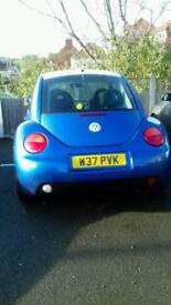 Volts wagon beetle 2000