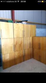 Kitchen units Wall units