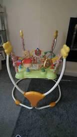Winnie the Pooh Jumoeroo