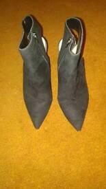 Well worn Zara heels