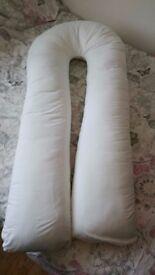 Pregnancy U-shape body pillow