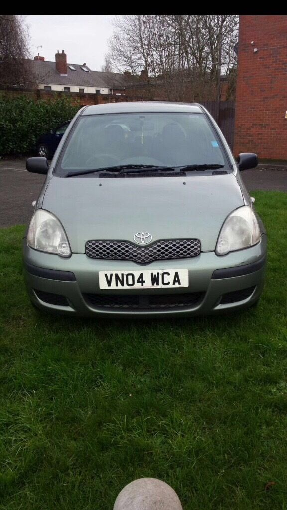 Toyota Yaris 1.0 3door manual in excellent condition