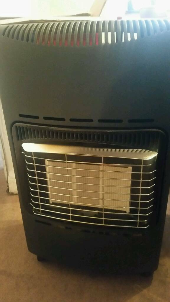 Gas fire brand new in box with 6 months garantee