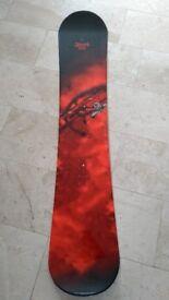 LTD Flash snowboard 162