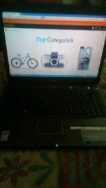 Acer 15.4inch laptop