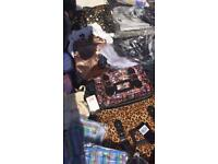 Joblot of handbags & belts