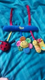Carseat toy Used