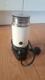 Nespresso cappuccino maker