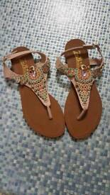 Joe Browns sandals size 4