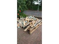 Wood free for upload - suitable for firewood or bonfire