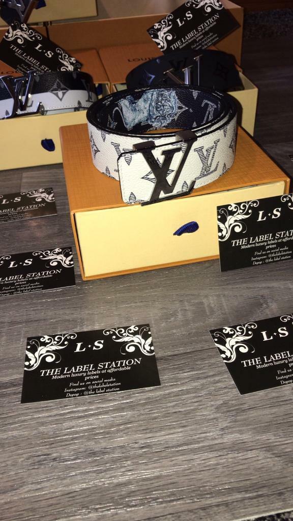 f4519f4680572 Brand new Louis Vuitton rare Rhino reversible | in Stenhousemuir ...