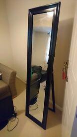 Foor length mirror