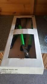 Carting tools set