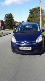 Citroen C4 Grand Picasso. Nice and clean family car with FSH
