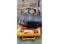 Impax V-twin air compressor