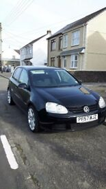 2008 Volkswagen Golf Match 1.9 Tdi 5dr Excellent Runner