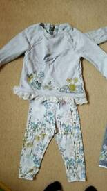 Girls Baby clothes for sale 12 to 24 months 32 items