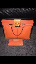 River island tote bag and purse