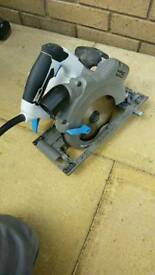 Macallister 1400w circular saw