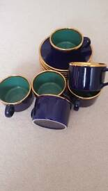 Whittards coffee cups