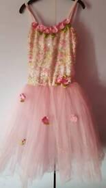 flower girl dance dress
