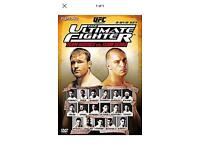 UFC ultimate fighter series 6