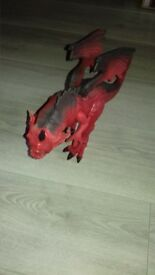 red dragon excellent condtion needs remote control