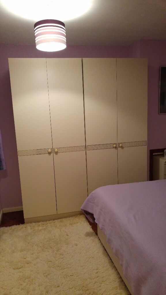 Schreiber Bedroom Furniture Two Double Wardrobes