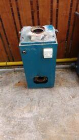 Warmflow 50/70 insulated oil boiler £60