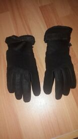 Motorbike gloves size S barely used