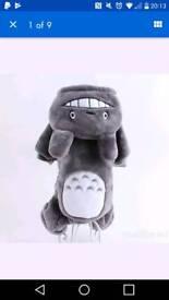 Winter Fleece Manga Style Cat /Dog Hoodie