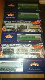 Hornby trains