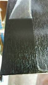 FMS 175 JUMBO FACIA black wood grain