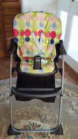 High Chair by Chico