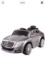 Mercedes Benz kids super car