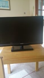 """Philips 20"""" LED TV with Freeview"""