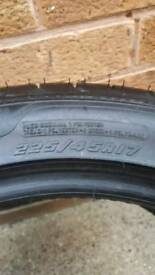Goodyear eagle tyre