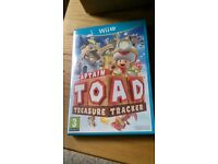 Captain Toad Treasure Tracker - game for Wii U - excellent condition