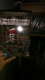 Pirates of the Caribbean box set