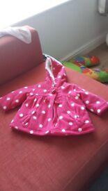 Baby coat 0-3months